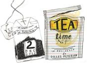 (places gagner) TEA-TIME GILLES PETERSON Bellevilloise decembre