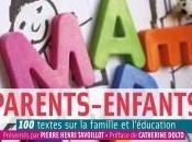 Parents enfants textes famille l'éducation