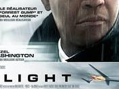 FLIGHT Robert Zemeckis avec Denzel Washington