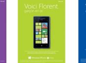 Cyril Lignac Florent Manaudou pour Windows Phone France