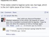 Facebook classement commentaires