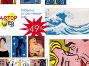 tableaux Artopweb vente privée