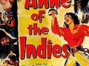 Flibustière Antilles Anne Indies, Jacques Tourneur (1951)