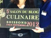 Salon Blog Culinaire 2012 moment magique