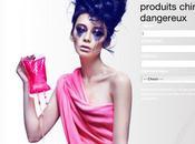 Greenpeace dévoile dessous toxiques vêtements Zara