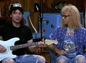 Wayne's World approche