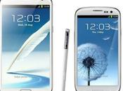Samsung Galaxy Note SIII version Dual pour Chine