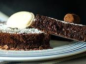 Prescription jour Choco-thérapie gâteau fondant chocolat.