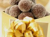 Spicy truffles.