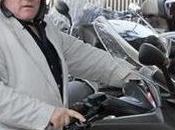 Gérard Depardieu Retrait permis conduire après accident.