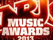 Music Awards 2013: liste définitive nominés