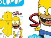 Homer Simpson papertoy (^^)