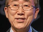 Réchauffement climatique lettre ouverte scientifiques Ki-Moon