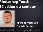 Sélection contour avec Photoshop Touch