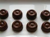 bouchées chocolat noir noisette avec Natur