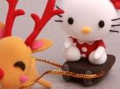 Tuto Hello Kitty Noël