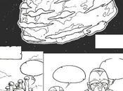 Bubblegôm manga première page quatrième chapitre