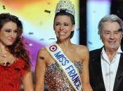 Miss France 2013 sous couronne, tête bien faite