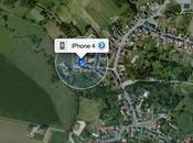 Localiser iPhone ajoute mode itinéraire (version 2.0.1)...