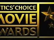Critics Choice Awards 2013 nominés