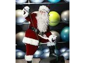 Back Santa Klaus