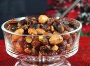 Mélange noix rôties