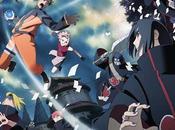 Bluray film Naruto Movie Road Ninja, daté Japon