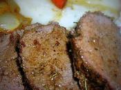 Rôti Boeuf (Filet mignon), astuces cuisson four