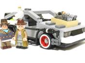 Retour vers Futur arrive Lego