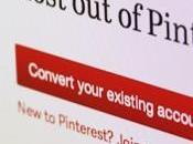 [Pinterest] réseau s'ouvre marques