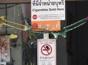 Thaïlande, cigarette dans tous états