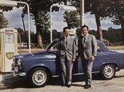 pilotes Bernard Consten Jean Herbert #alfaromeo