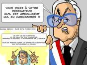 Maire, Céno n'est caricaturiste…