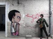 """Seth Globepainter"", Street Artist itinérant"