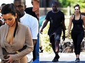 Kanye attendent bébé