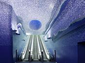 Naples sublime stations métro