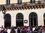 L'Apple Store Opéra cambriolé, butin d'un million d'euros dérobé