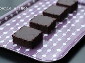 Brownie allégé
