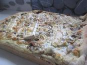 Plat Pizza Camembert, Mozzarella, Champignons, Allumettes