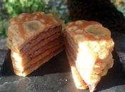 Petites crêpes marrons nutella