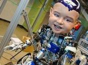 Diego robot 1000 expressions visage conçu MPLab