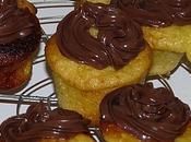 Cupcakes glaçage mascarpone nutella