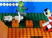 scènes Retrogaming Lego