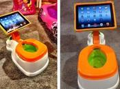 iPotty, l'iPad