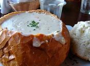 Clam Chowder Soupe palourdes