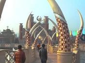 Visite parc d'attractions World Warcraft