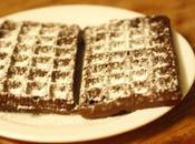 Gaufres Brownie Waffles