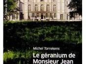 géranium Monsieur Jean