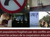 """Colloque """"L'éducation dans pays situation conflits post-conflits"""" (Paris, janvier)"""