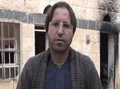 VIDÉO.(Syrie): Mort direct journaliste d'Al Jazeera Mohamed Al-Massalma